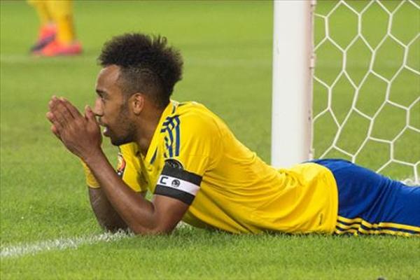 Aubameyang nổi cáu với tuyển quốc gia Gabon