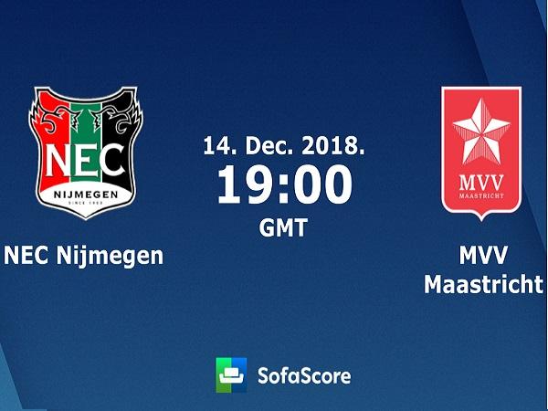 Nhận định NEC Nijmegen vs MVV Maastricht