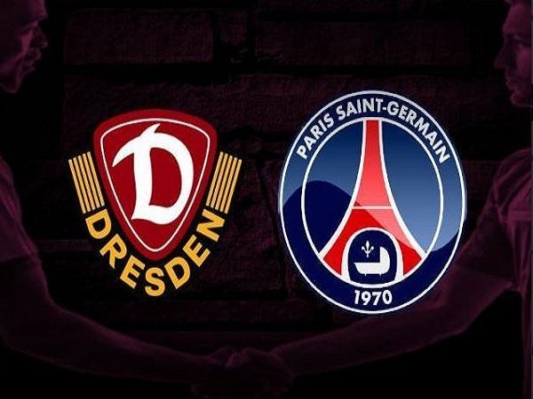 Dự đoán Dynamo Dresden vs PSG, 1h20 ngày 17/07