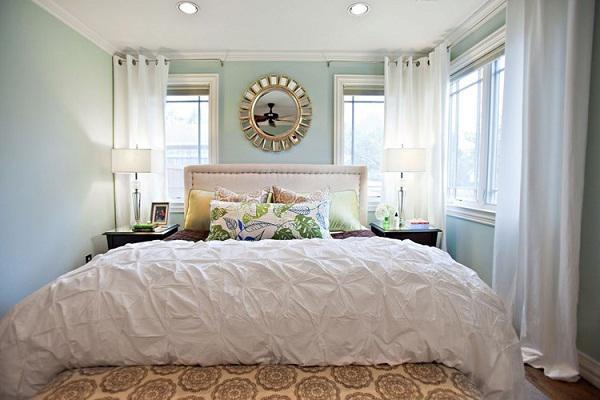 Vị trí đắc địa trong phong thủy kê giường ngủ ít người biết