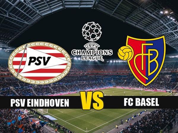 Nhận định PSV Eindhoven vs Basel, 1h00 ngày 24/07