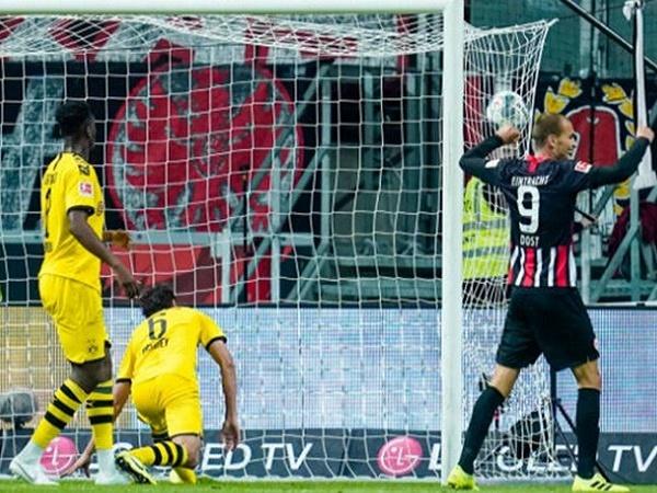 Hòa bạc nhược, sao Dortmund thể hiện rõ sự thất vọng