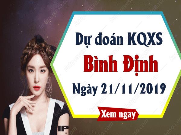 Thống kê kqxs Bình Định ngày 21/11 tỷ lệ trúng cao
