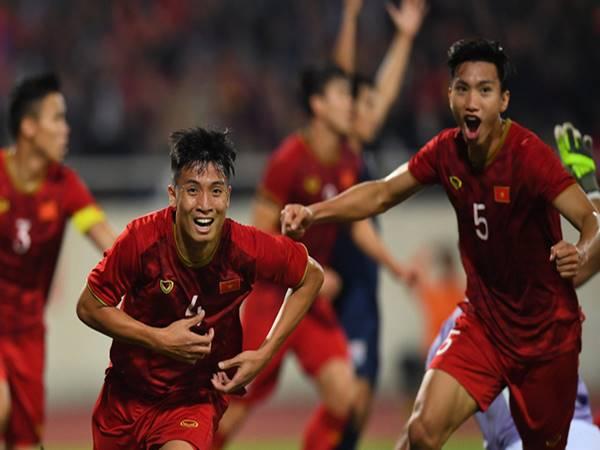 Việt Nam lọt top 12 ĐTQG có nhiều bất ngờ nhất thế giới