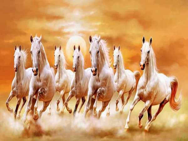 Con số may mắn khi mơ thấy con ngựa