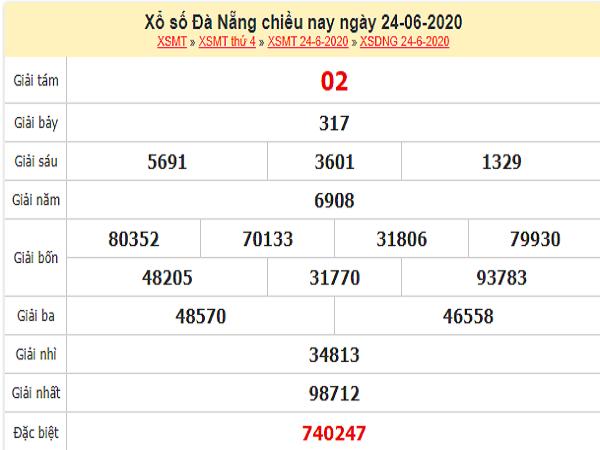 Bảng KQXSDN- Phân tích xổ số đà nẵng ngày 27/06 hôm nay