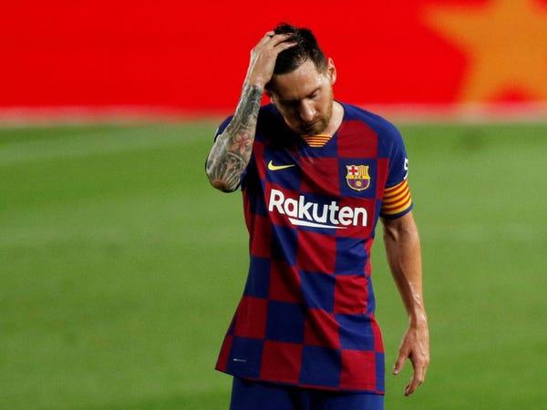Bóng đá quốc tế 31/8: Man City chuẩn bị 750 triệu euro đón Messi
