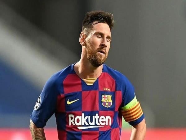 Ông Joan Gaspart: 'Messi không thể tự do rời Barca