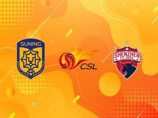 Nhận định Jiangsu Suning vs Shenzhen 19h00, 24/08 - VĐQG Trung Quốc