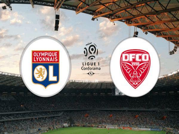 Nhận định kèo Lyon vs Dijon, 29/08/2020 – VĐQG Pháp