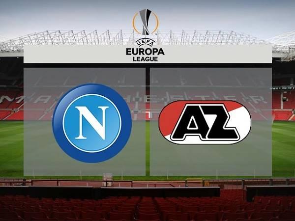 Soi kèo Napoli vs AZ Alkmaar 23h55, 22/10 - Europa League