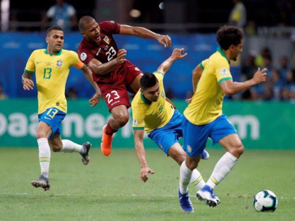 Nhận định soi kèo Brazil vs Venezuela, 07h30 ngày 14/11