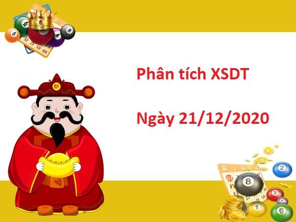 Phân tích XSDT 21/12/2020