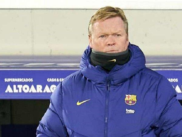 Bóng đá quốc tế chiều 4/1: HLV Koeman kêu gọi Barca mua thêm tiền đạo