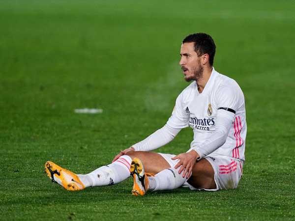 Tin thể thao sáng 17/3 : Eden Hazard lại chấn thương