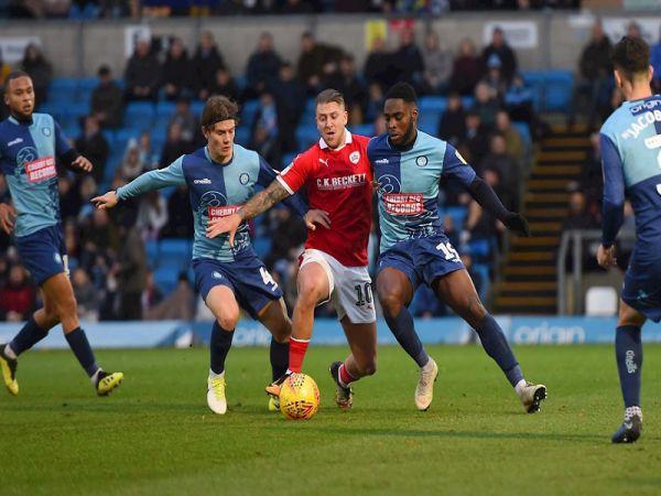 Nhận định kèo Wycombe vs Barnsley, 2h00 ngày 18/3 - Hạng Nhất Anh
