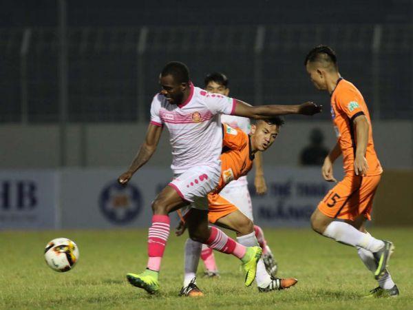 Soi kèo Đà Nẵng vs Sài Gòn, 17h00 ngày 28/4 - V-League