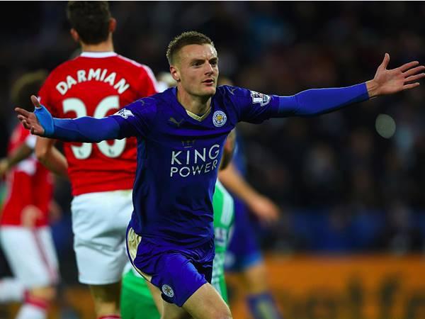 Tiểu sử Jamie Vardy - Chân sút hàng đầu của Leicester City