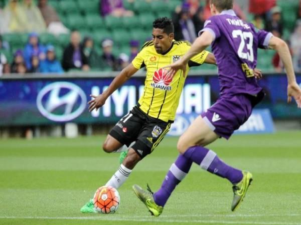 Nhận định tỷ số Wellington Phoenix vs Perth Glory