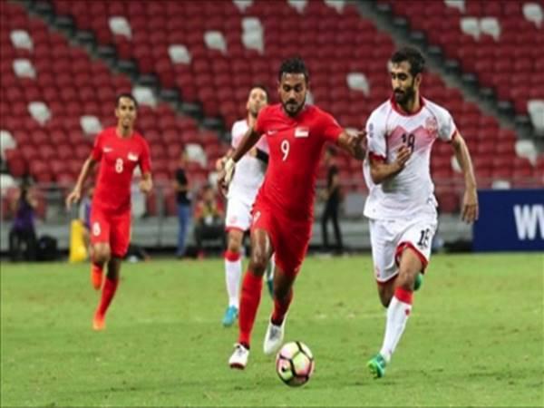 Nhận định bóng đá Palestine vs Singapore, 01h00 ngày 04/6