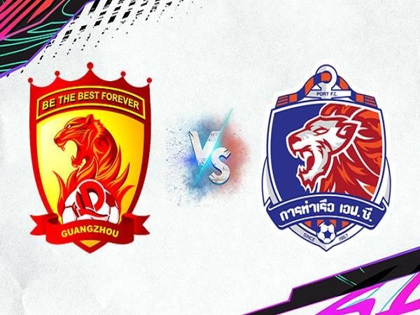 Soi kèo Guangzhou vs Port – 21h00 09/07/2021, Cúp C1 châu Á