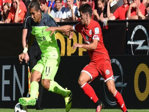 Soi kèo Mainz vs Liverpool, 23h15 ngày 23/7 - Giao hữu quốc tế