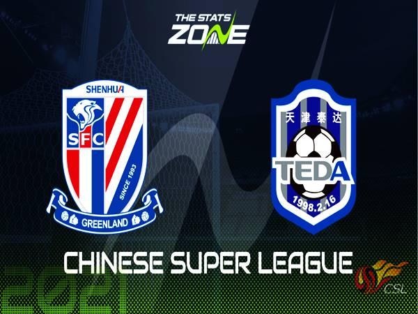 Soi kèo Shanghai Shenhua vs Tianjin, 19h30 ngày 12/8 VĐQG Trung Quốc