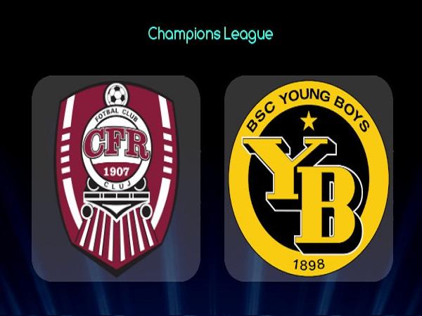 Soi kèo Cluj vs Young Boys – 01h00 04/08/2021, Cúp C1 Châu Âu