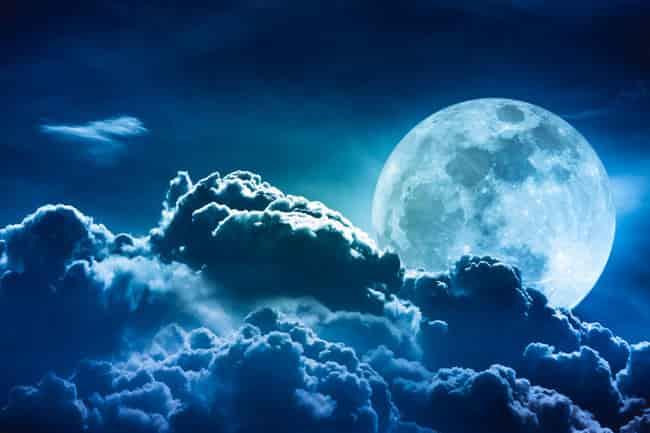 Mơ thấy mặt trăng điềm báo gì đánh số gì?