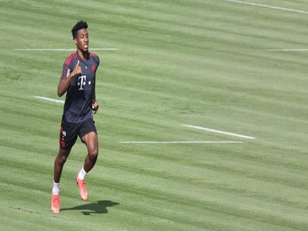 Tin Bayern 29/9: Coman tập luyện cường độ cao sẵn sàng ra sân