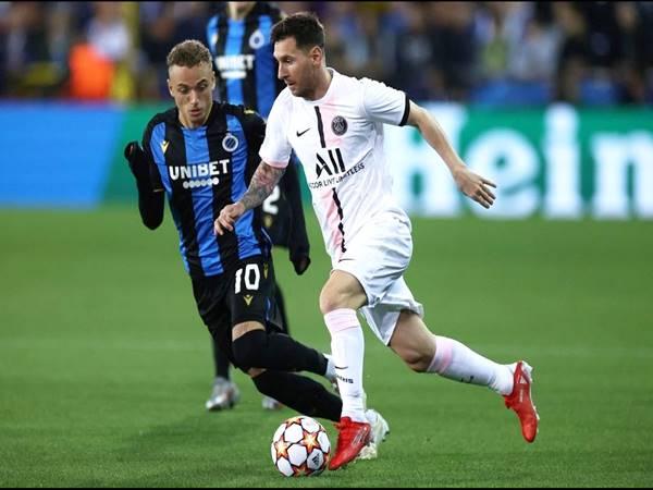 Tin PSG 16/9: PSG thi đấu không mấy nổi bật trên đất Bỉ