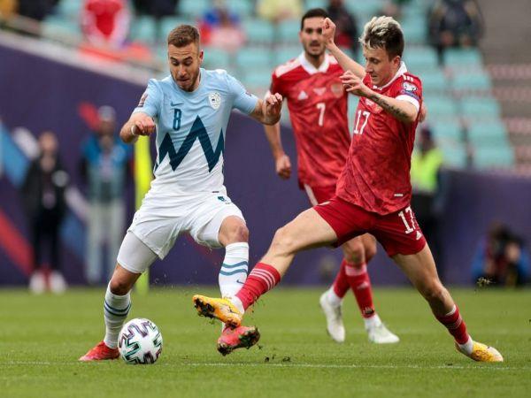 Nhận định tỷ lệ Slovenia vs Nga, 01h45 ngày 12/10 - VL World Cup 2022